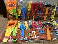 Набор инструментов 899В 96шт2 пояс, пила, молоток, ключи, плоскогубцы, в пакете 4817см