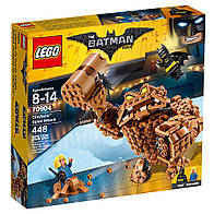 LEGO Лего Оригинал Бэтмен против Глиноликого  Batman Movie Clayface Splat Attack 70904