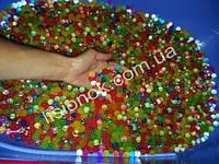Орбиз 10 000 шт. набор для ванной, шарики орбизы растущие в воде,  гидрогель, Orbeez, фото 1