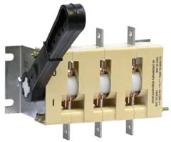 Вимикач-роз'єднувач ВР-32 перекидний 100А-630А