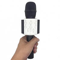 Беспроводной микрофон-караоке bluetooth WS858-1