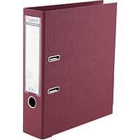Папка-регистратор AXENT двостор Prestige+ А4 PP 7.5 см бордовый 1722-05C-A