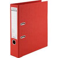 Папка-регистратор AXENT двостор Prestige+ А4 PP 7.5 см красный 1722-06C-A