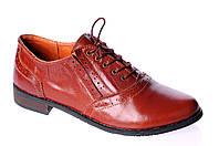 Женские туфли кожаные, фото 1