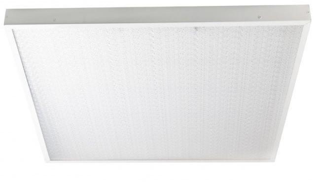 Светодиодный светильник TURKUAZ LED-PANEL 40W 6400K PRISMATIC