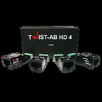 Комплект усилителей Twist  AB-HD-4