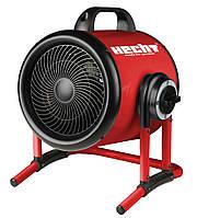 Вентиляторний обігрівач 3000W HECHT 3420