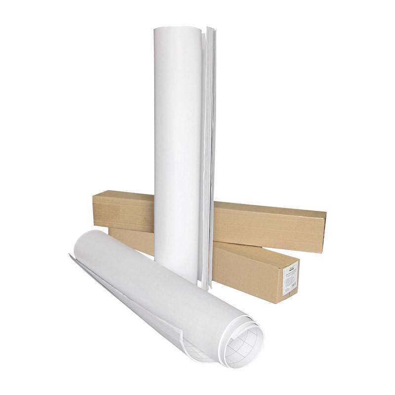 Блокнот для флипчарта Axent 10 стр полиэтилен 64х90 без разметки 8092-A