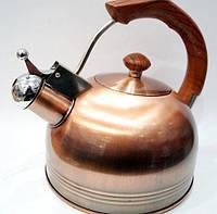 Чайник со свистком 2.5L Giakoma G-3304