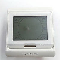 Терморегулятор In-term E91.716 программатор сенсорный для тёплого пола