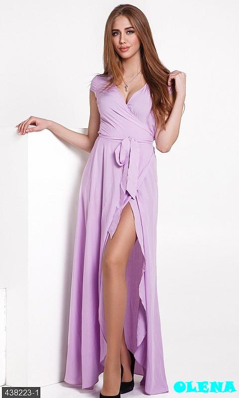 3b18ceadd07 Оригинальное Легкое Платье в Пол — в Категории