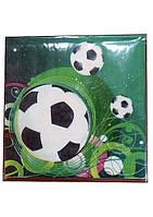 Салфетки праздничные Футбол