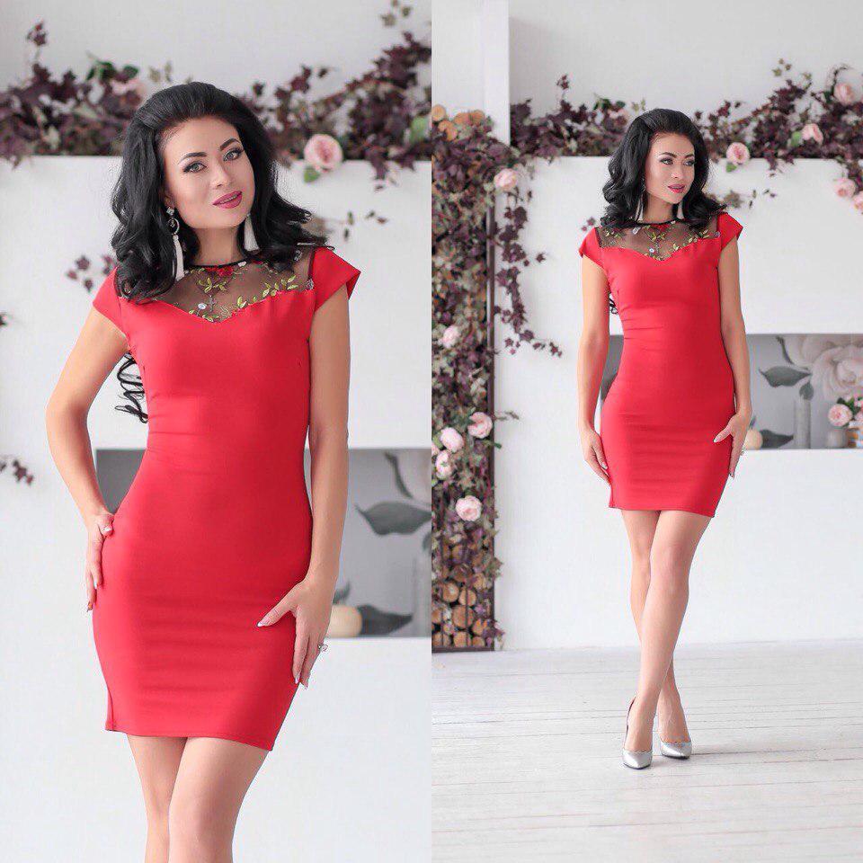 Платье нарядное в расцветках 24632  Интернет-магазин модной женской одежды  оптом и в розницу . Самые низкие цены в Украине. платья женские от
