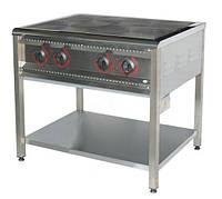 Промышленная электрическая плита ПЭ-4Н для кафе