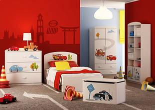 """Комплект мебели для мальчика """"Тачки"""" (Дисней)"""