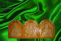 Иконы деревянные резные