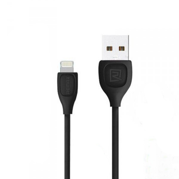 Lightning кабель Lesu RC-050i 1m black Remax 303401