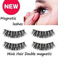 Магнитные ресницы Mink Hair Eyelashes