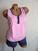 🌺 Пижама женская летняя с шортами., фото 1