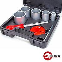 Набор корончатых сверл для плитки Intertool SD-0428 5 ед.