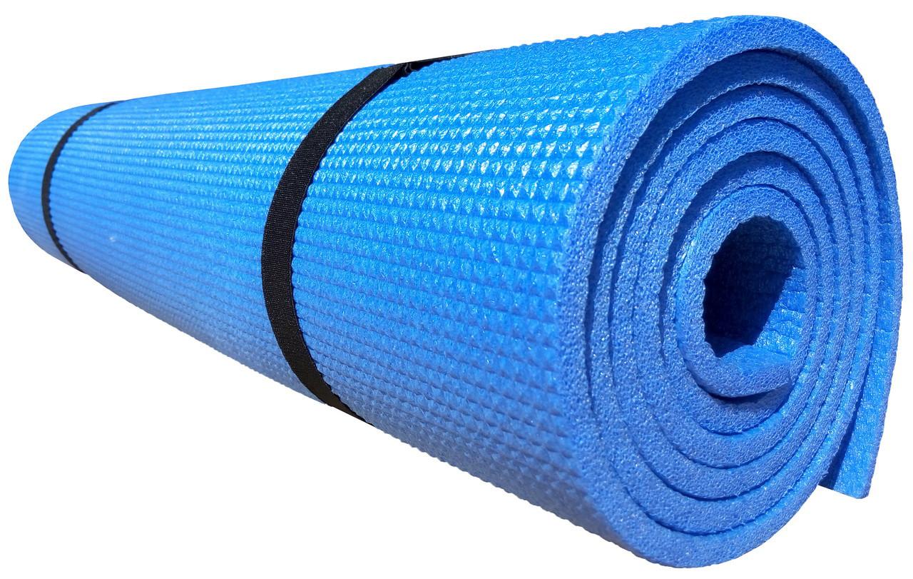 Коврик для фитнеса, аэробики, йоги «Light-8» 1800x600x8 мм
