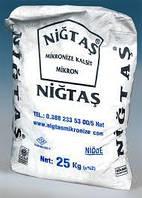 Микрокальцит (молотый мрамор) 100мкм. NIGTAS