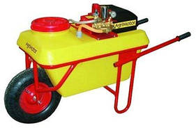 Мотоопрыскиватель Agrimotor TPЕ 355 электр.