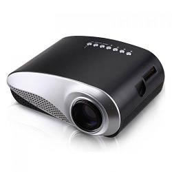 Проектор портативный мультимедийный Led Projector RD802 Black