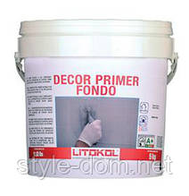 Праймер для подготовки оснований Decor Primer Fondo
