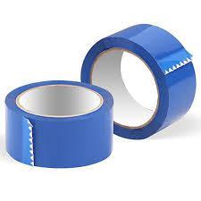 Скотч Синий 45 мм ширина, 50 метров