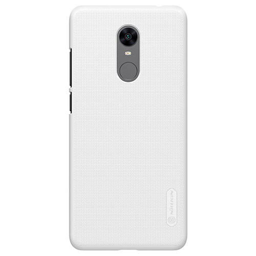 Чехол-бампер Nillkin Super Frosted Shield White для Xiaomi Redmi 5 Plus