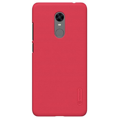Чехол-бампер Nillkin Super Frosted Shield Red для Xiaomi Redmi 5 Plus