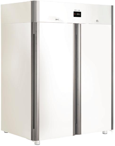 Холодильный шкаф Polair CM114-Sm Alu