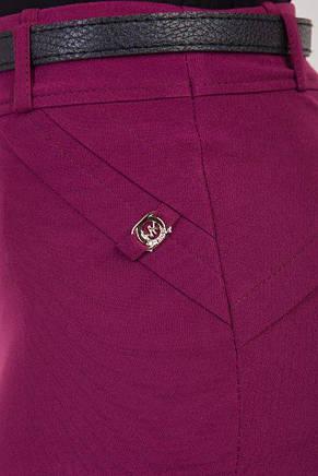 """Повседневная прямая женская юбка """"Венди"""", размер 46-56, фото 2"""