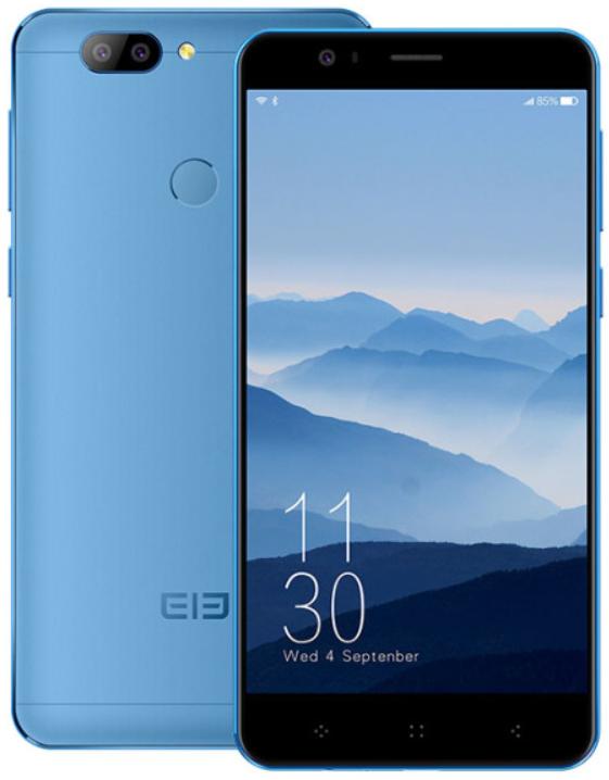 Elephone P8 mini 4/64 Gb blue