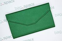 Кошелёк женский Tripping Clutch Selena, тёмно-зелёный