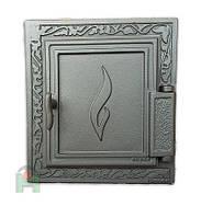 Дверка печная DPK15R 355x325