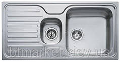 Кухонная мойка TEKA CLASSIC 1 1/2 B 1D декор
