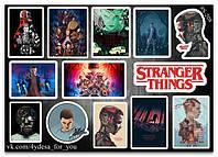 Stickers Pack Stranger Things,  Очень Странные Дела #208