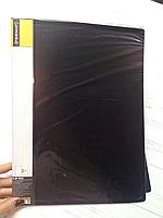 Папка с прижиом А4 пластиковая , фото 1