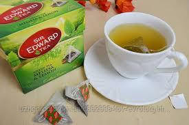 Чай  Sir edward tea green tea melissa&lemon  20 bags