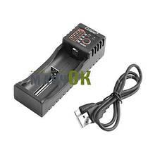 Зарядное устройство Lii-100, универсальное, 14500/16340/18650/26650