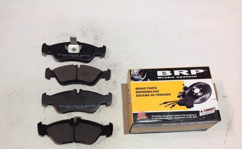 Тормозные колодки задние MB Sprinter 208-316 95-> GPD