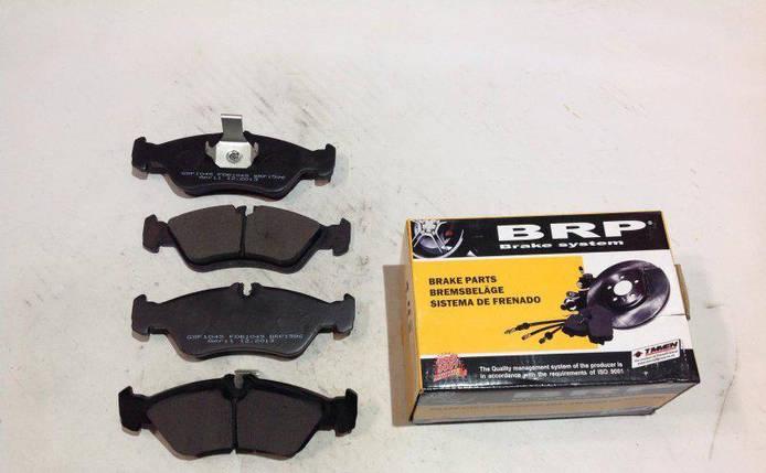 Тормозные колодки задние MB Sprinter 208-316 95-> GPD, фото 2