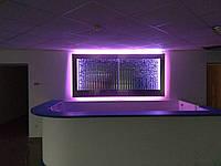 Водно пузырьковая панель со светодиодной подсветкой