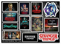 Stickers Pack Stranger Things,  Очень Странные Дела #209