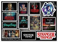 Stickers Pack Stranger Things, Дуже Дивні Діла #209