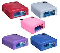 Ультрафиолетовая лампа для наращивания ногтей 36 Вт
