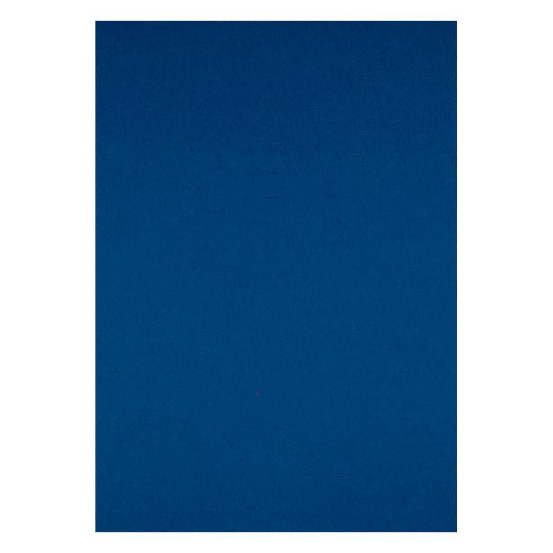 Обложка для брошуровщика Axent А4 под кожу картон 50шт синяя 2730-02-A