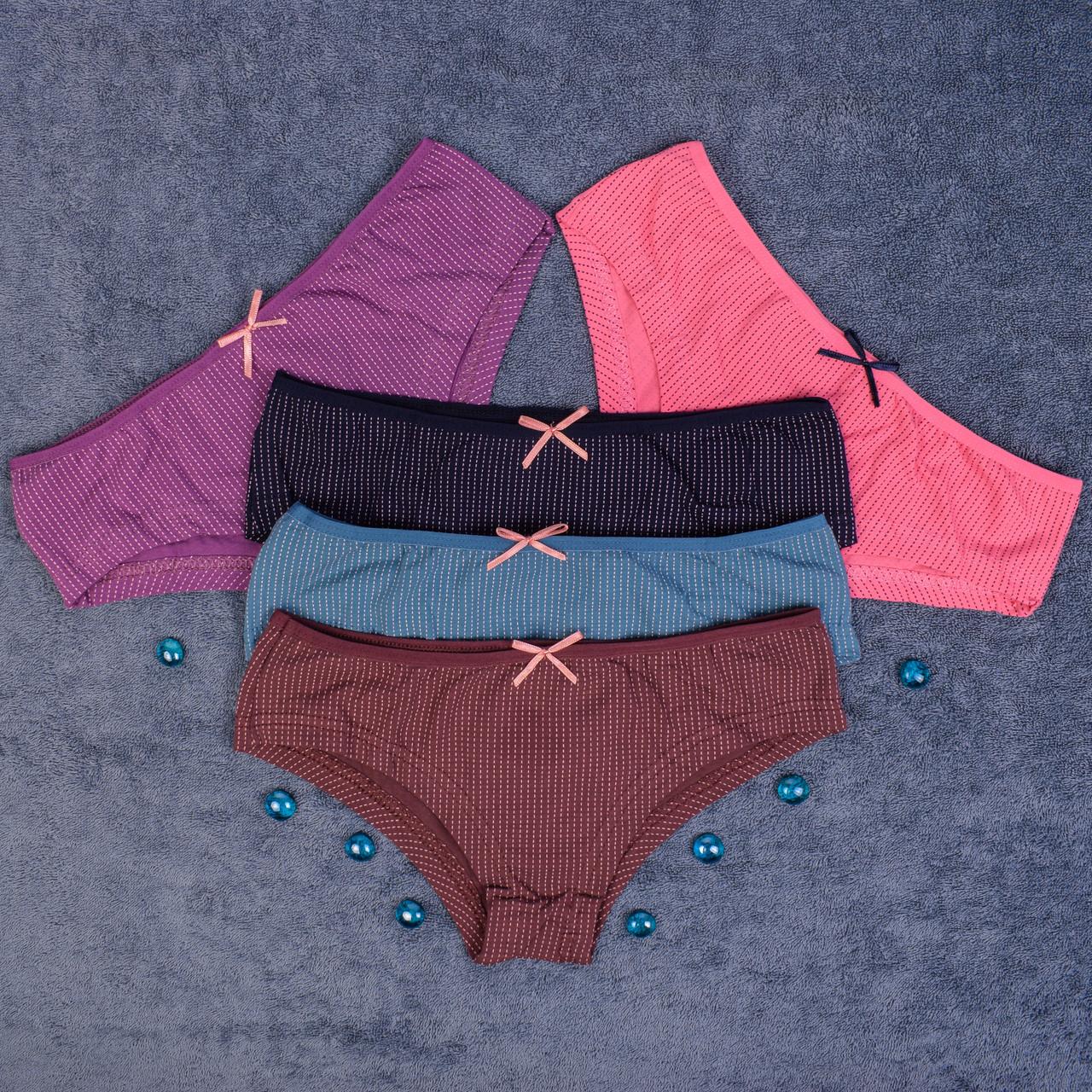 Женское нижнее белье. Donella 39443 L. Размер 46-48. В упаковке 5 шт.